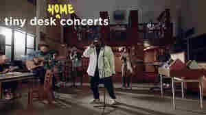 Sech: Tiny Desk (Home) Concert