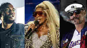 All-Star Lineup Of Dre, Snoop, Eminem, Blige And Lamar Will Perform At The Super Bowl