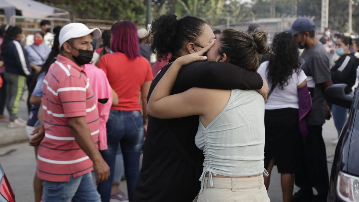 Massive Ecuadorian Prison Riot Kills Over 100: NPR