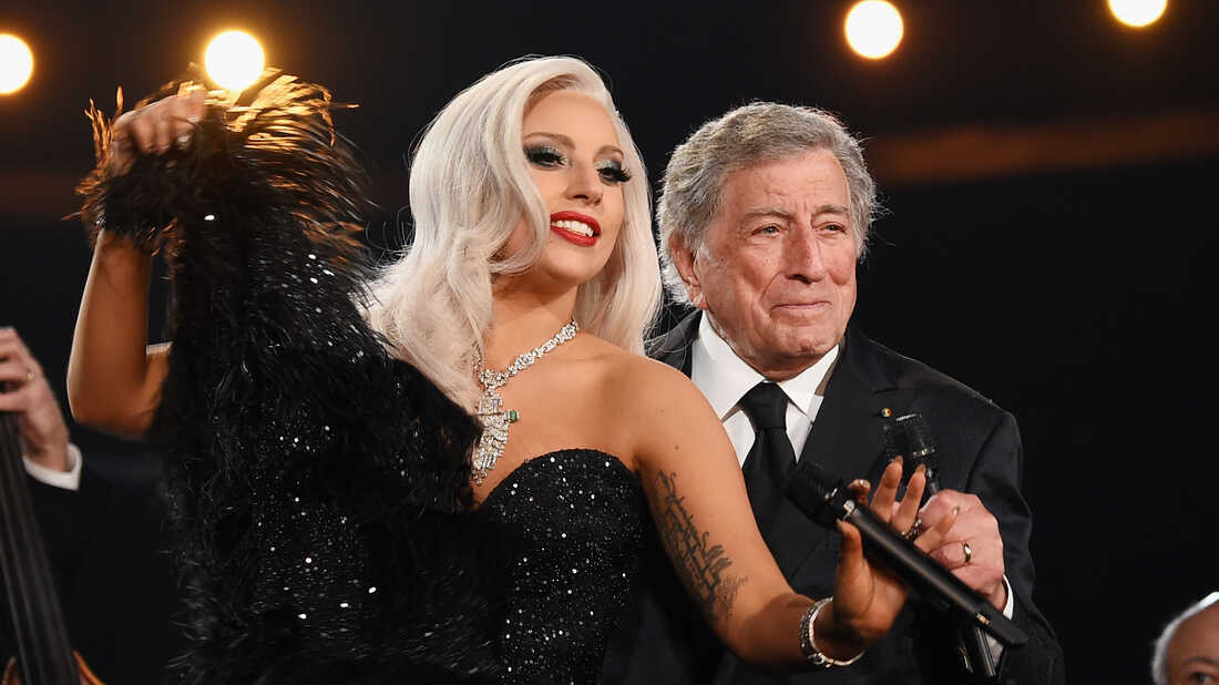 Tony Bennett and Lady Gaga's latest, and likely last, ring-a-ding