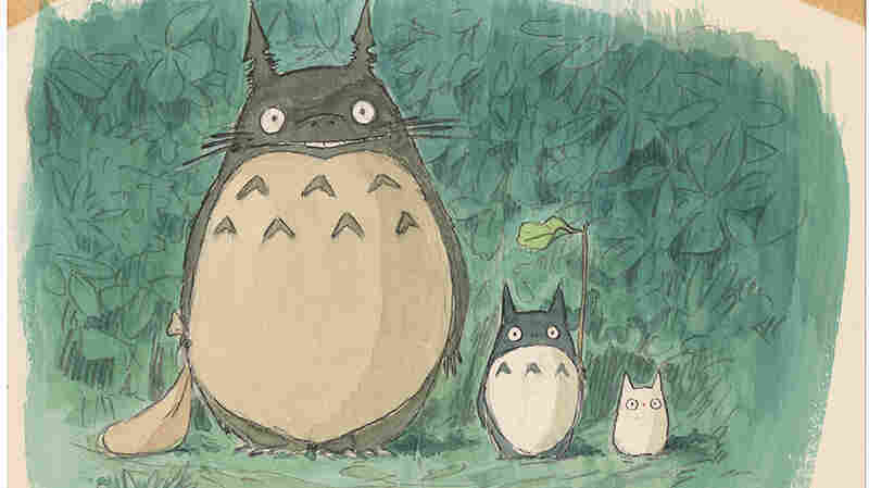 You can now enter Hayao Miyazaki's enchanting animated world at the Academy Museum