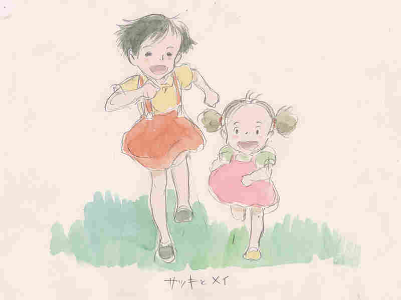 Imageboard, My Neighbor Totoro (1988), Miyazaki