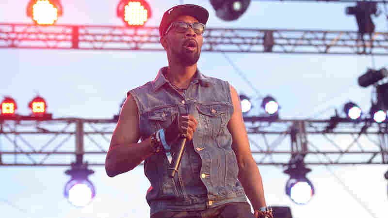 RZA of Wu-Tang Clan performs onstage during day 2 of the 2013 Bonnaroo Music & Arts Festival in Manchester, Tennessee