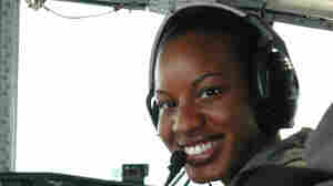 How the Coast Guard's 1st Black woman pilot helped give the next one her wings