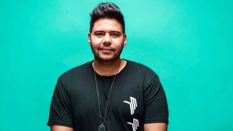 Tiny Desk Contest entrant Yosmel Montejo has a message for his community: 'Go for it'