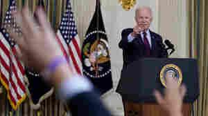 Biden says he can't guarantee the U.S. won't breach the debt limit