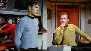 William Shatner is going to space next week (for real)