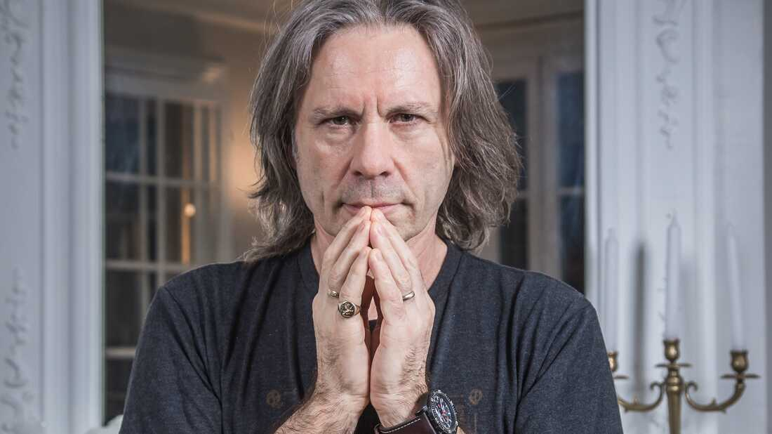 Bruce Dickinson talks everything Iron Maiden, and a whole lot of other things