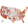 Where are hospitals overwhelmed by COVID-19 patients?  Find your state