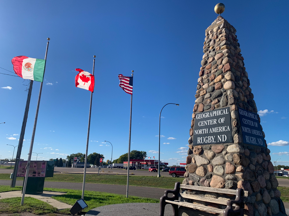 North Dakota is at the center of the North American continent, which climate scientists say will make it more vulnerable to extremes in a warmer world.