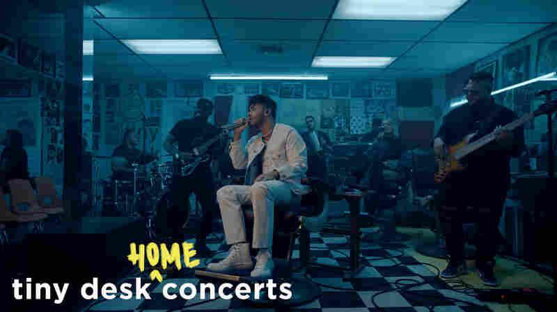 Prince Royce: Tiny Desk (Home) Concert