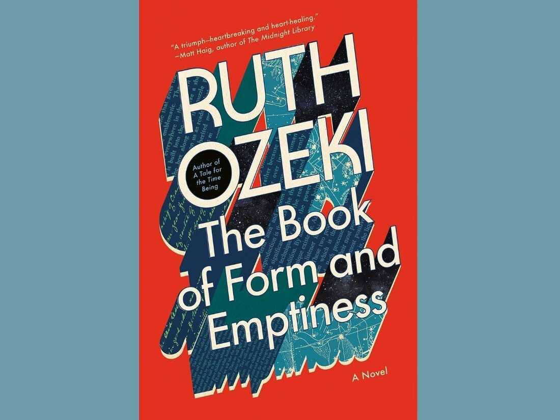 the cover of The Book of Form and Emptiness