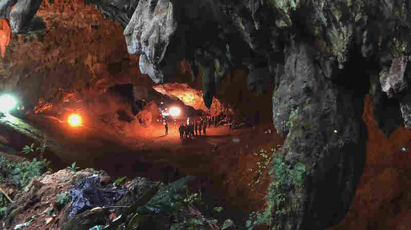Documentary follows the divers who risked it all in the Thailand cave rescue