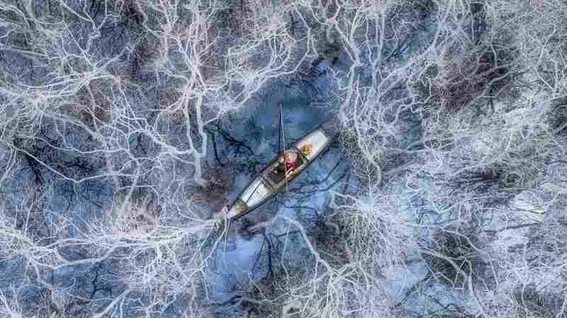 Drone Photo Award winners capture a dizzyingly fantastic view of the world