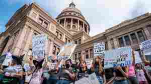 A U.S. judge blocks enforcement of Texas' controversial new abortion law