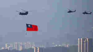 Taiwan says tensions with China are at their worst in 4 decades