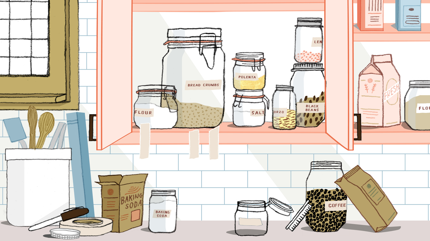 Get Your Pantry Organized With These Tips From Smitten Kitchen's Deb Perelman