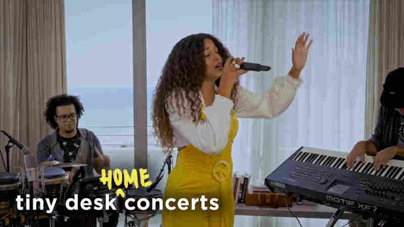 YEИDRY: Tiny Desk (Home) Concert