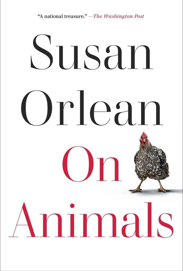 On Animals, by Susan Orlean