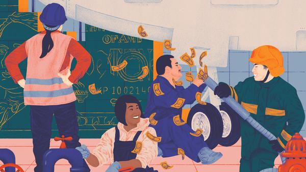 Illustration by Cha Pornea