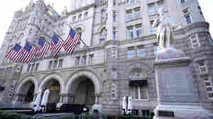 Documents show Trump lost millions operating D.C. hotel