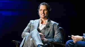 Governor run or no, Matthew McConaughey is full of campaign slogans