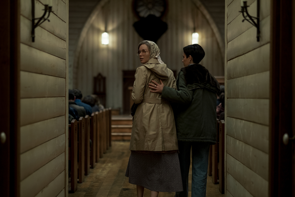 If you're a fan of Mike Flanagan's <em>The Haunting of Hill House </em>and <em>The Haunting of Bly Manor, </em>check out <em>Midnight Mass, </em>available on Netflix. (Eike Schroter/Netflix)
