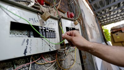 Lebanon's central electricity grid shuts down as fuel shortages continue