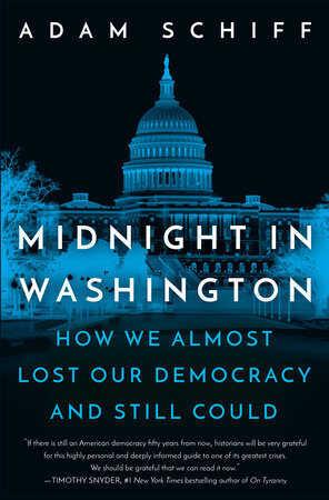 Midnight in Washington, by Adam Schiff