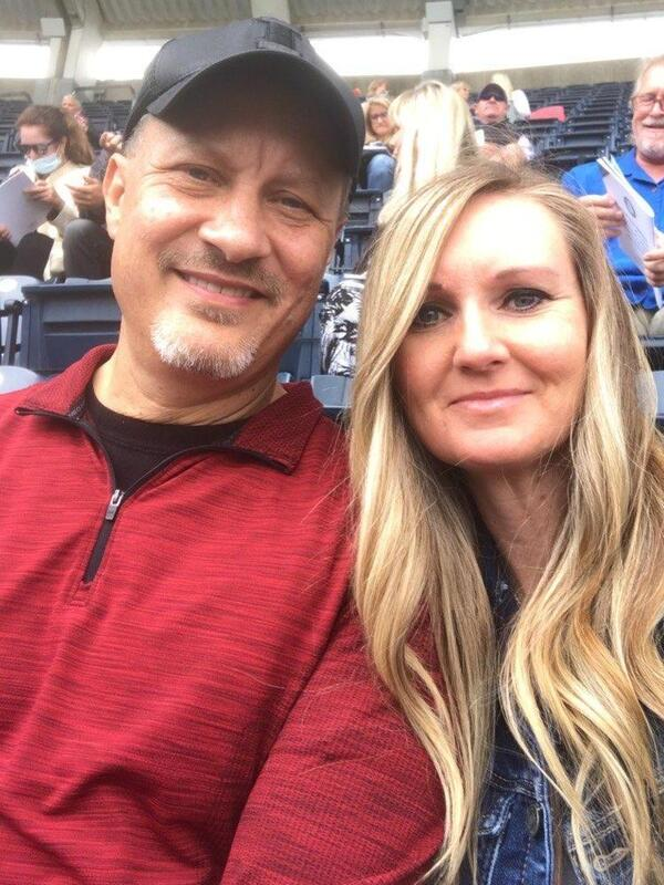 """More than a year and a half after his liver transplant, Brian Gorzney remains sober and embraces the """"opportunity to be somebody that I haven't been in a while,"""" he says. Gorzney and his girlfriend Jenny are now engaged."""