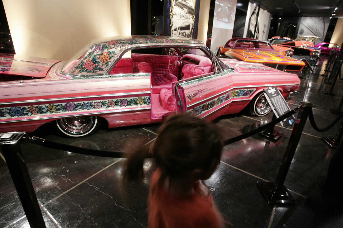 San Francisco Lowriders Celebrate 40 Years of Cruising and Fighting Police Harassment: NPR