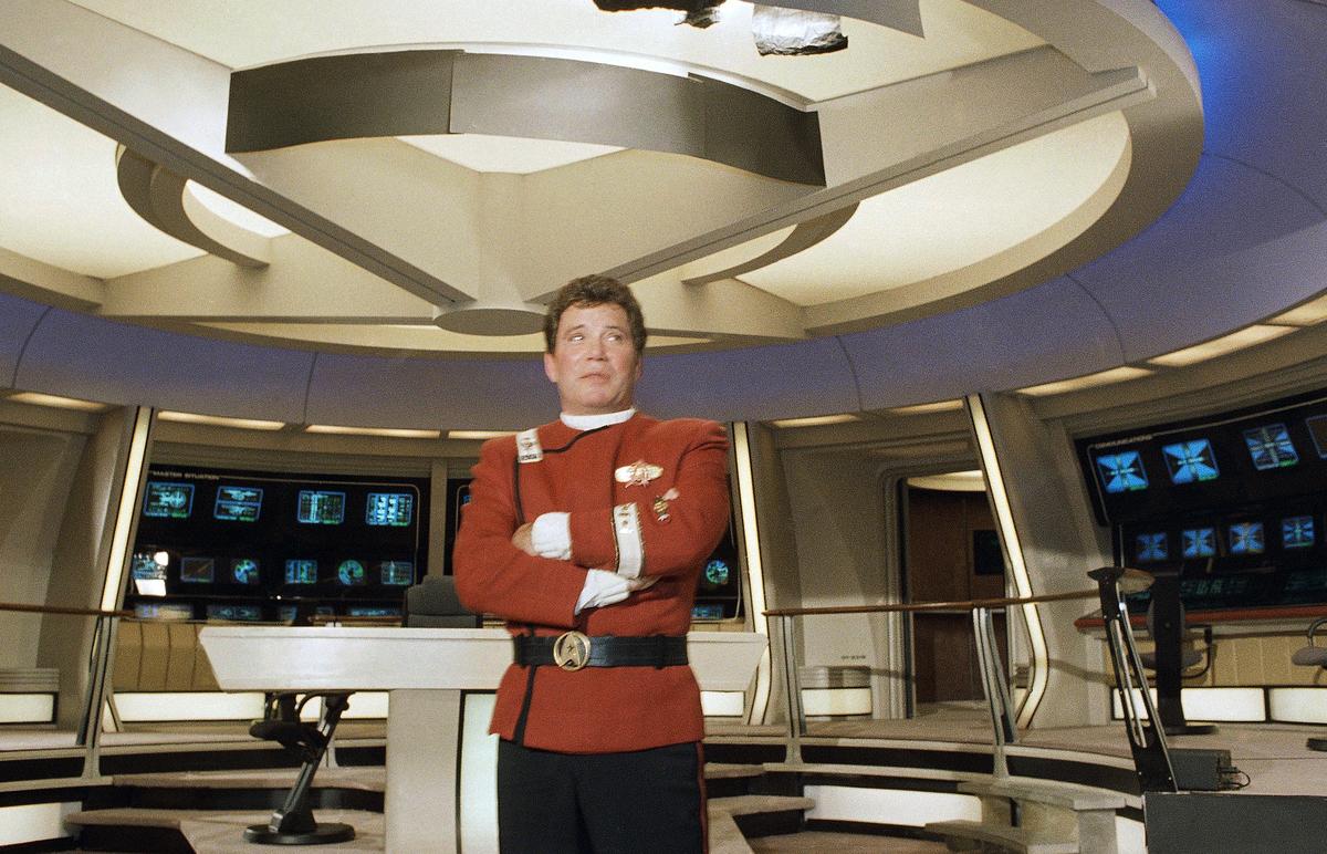 William Shatner to travel to space in Blue Origin: NPR rocket