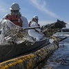California Department of Justice is investigating the cause of the oil spill