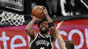 Nets say Kyrie Irving is ineligible to play amid drama over his vaccination status