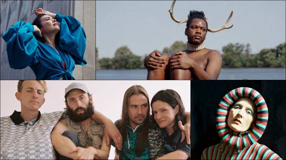 New Mix: Mitski, Cate Le Bon, Big Thief, Shamir, more