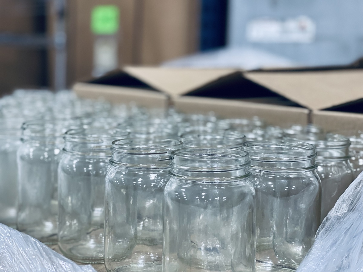 How a glass shortage is helping to spike inflation: NPR