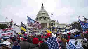 Judge holds Washington, D.C., jail officials in contempt in a Jan. 6 riot case