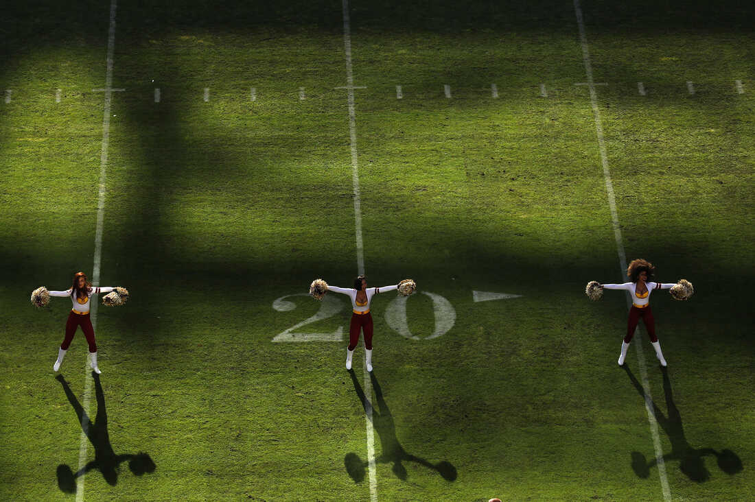 With Jon Gruden gone, cheerleaders and players want NFL to release more data: NPR