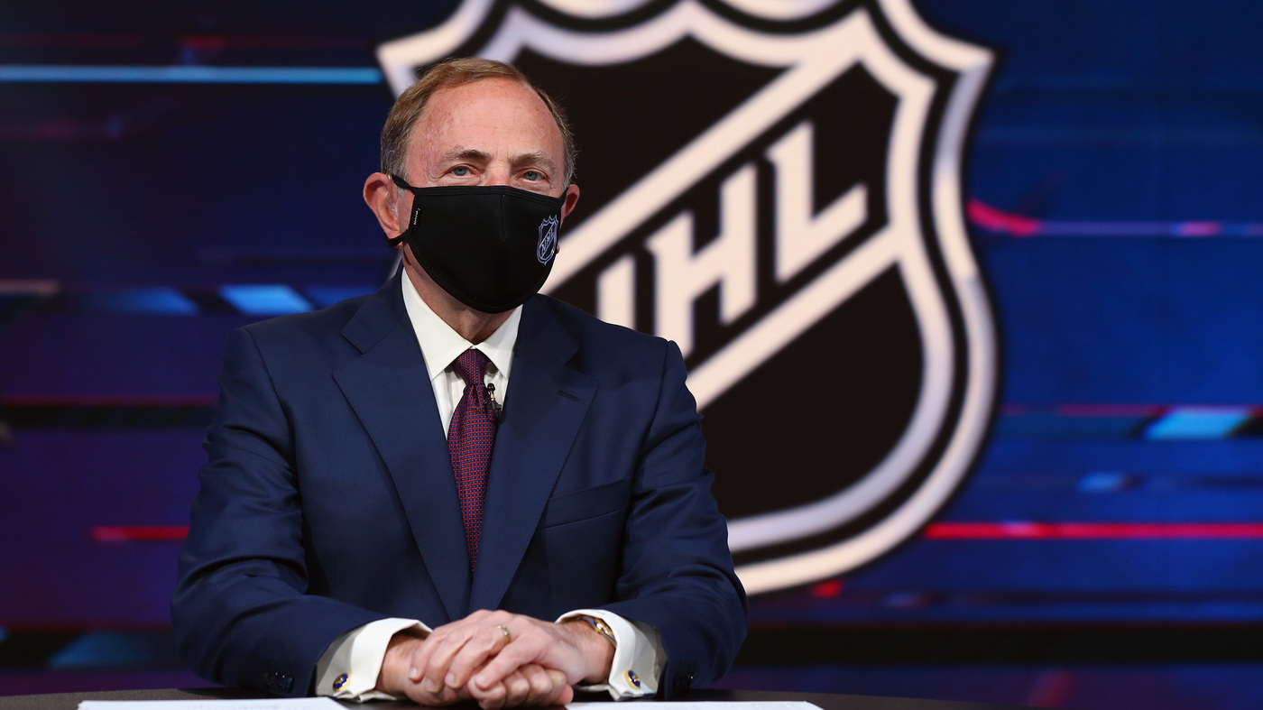 NHL Announces That All But 4 Players Are Vaccinated