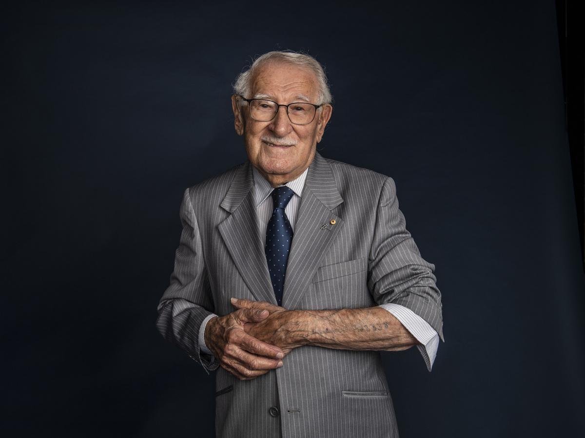 Eddie Jaku, Holocaust survivor and 'happiest man in the world', dies at 101: NPR