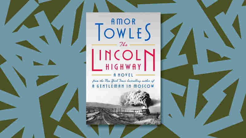 Amor Towles' new book is about a road trip that takes more than a few U-turns