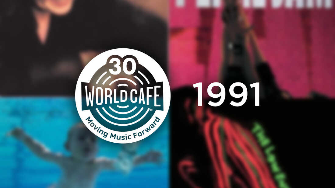 World Cafe 30th Anniversary Playlist, 1991: Tom Petty, Uncle Tupelo And More