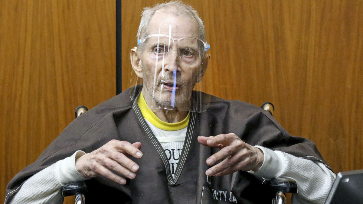 Robert Durst, who appeared in HBO's The Jinx, was sentenced to life in prison for murder: NPR