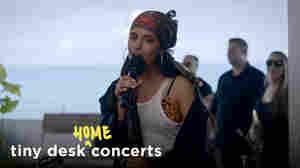 Camila Cabello: Tiny Desk (Home) Concert