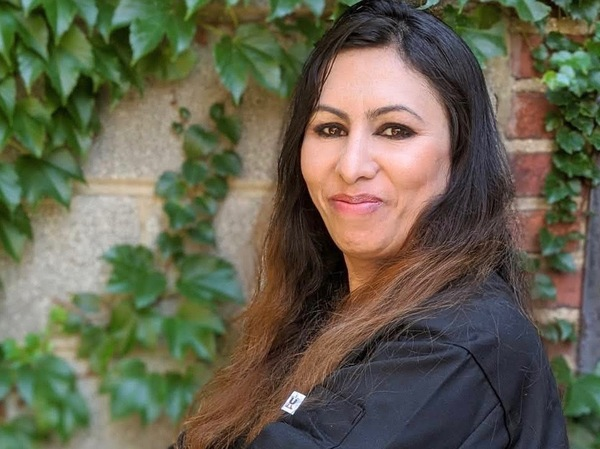 Chef Zainab learned to cook traditional Afghan food from her mother in Kabul.