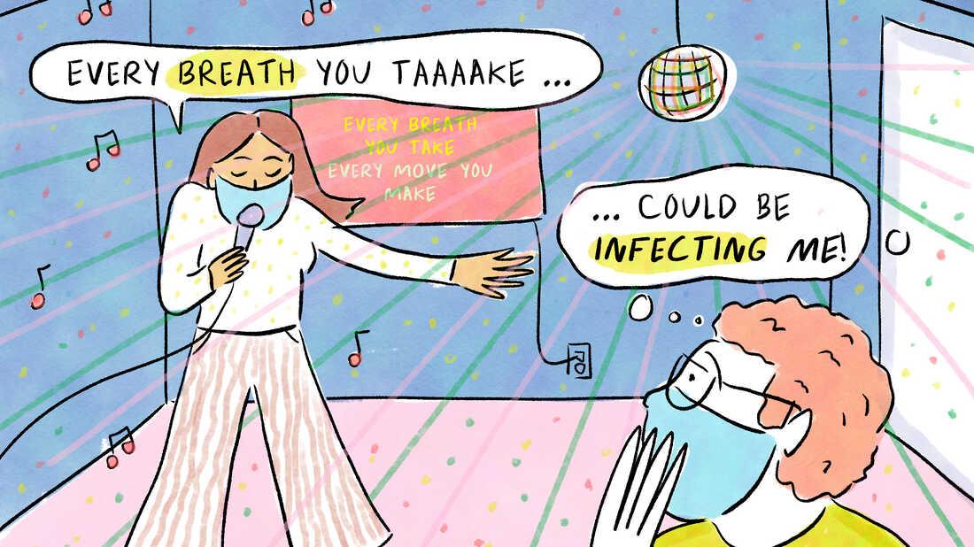 Coronavirus FAQ: I'm vaccinated. Is it OK to sing into a karaoke mic again?