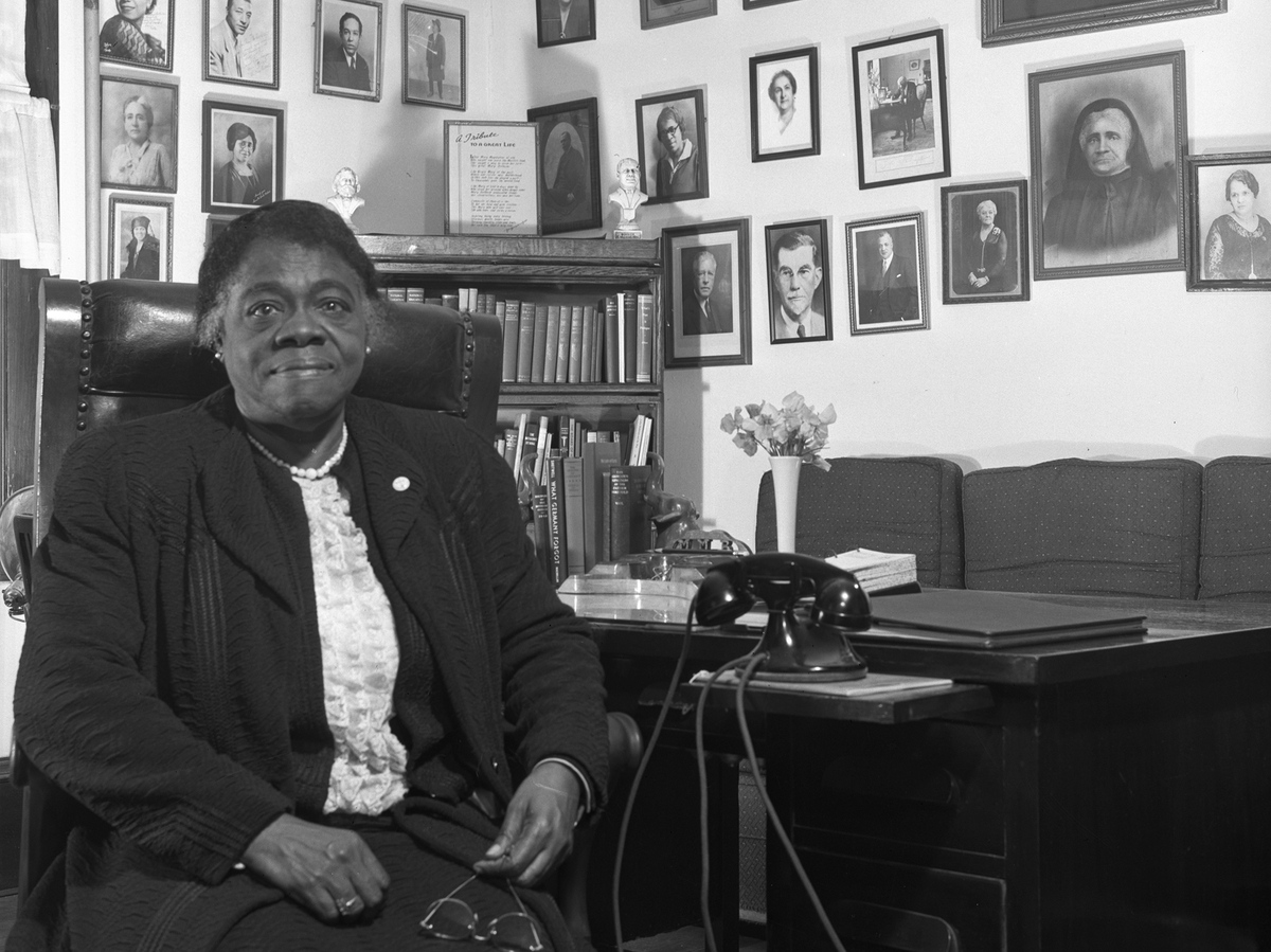 Mary McLeod Bethune statue to replace Confederate general at Capitol Hill: NPR