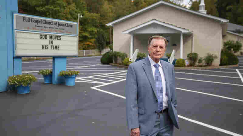 Kentucky's backroad churches may be key to saving hospitals overwhelmed by COVID