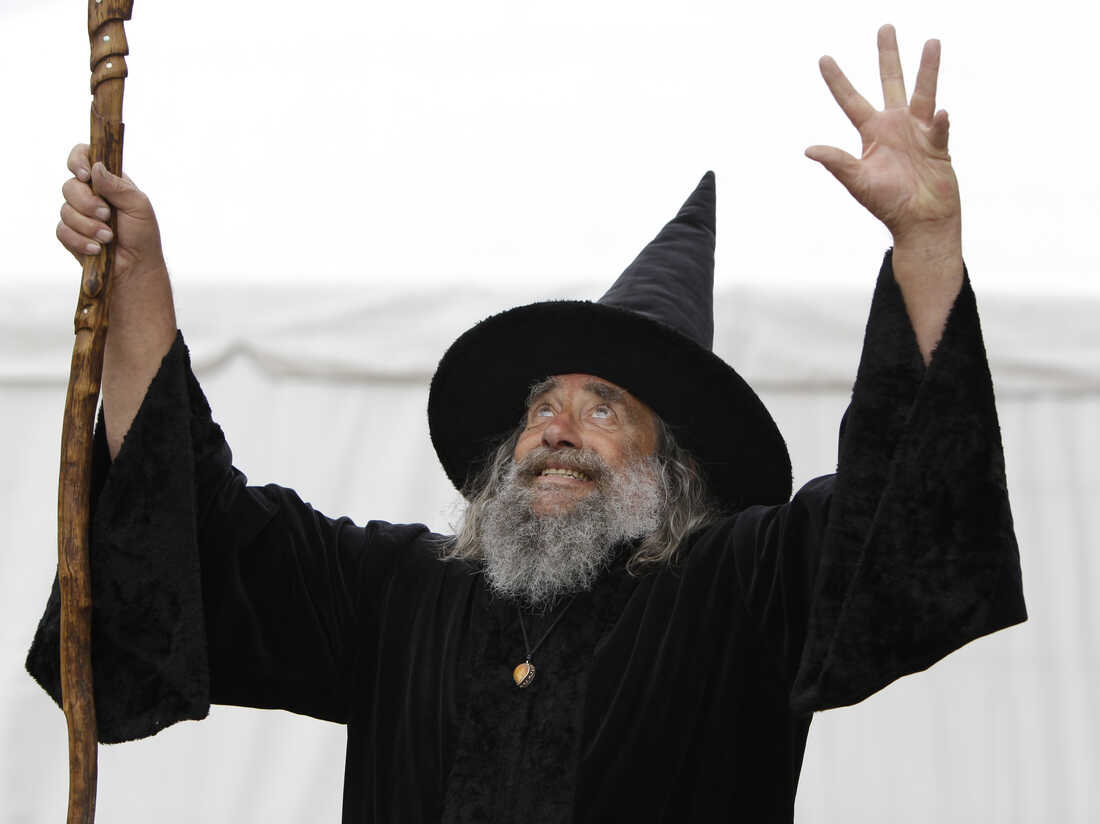 A New Zealand city is taking its official wizard off the payroll after over 2 decades