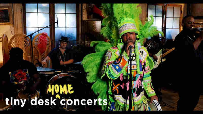 Cha Wa: Tiny Desk (Home) Concert